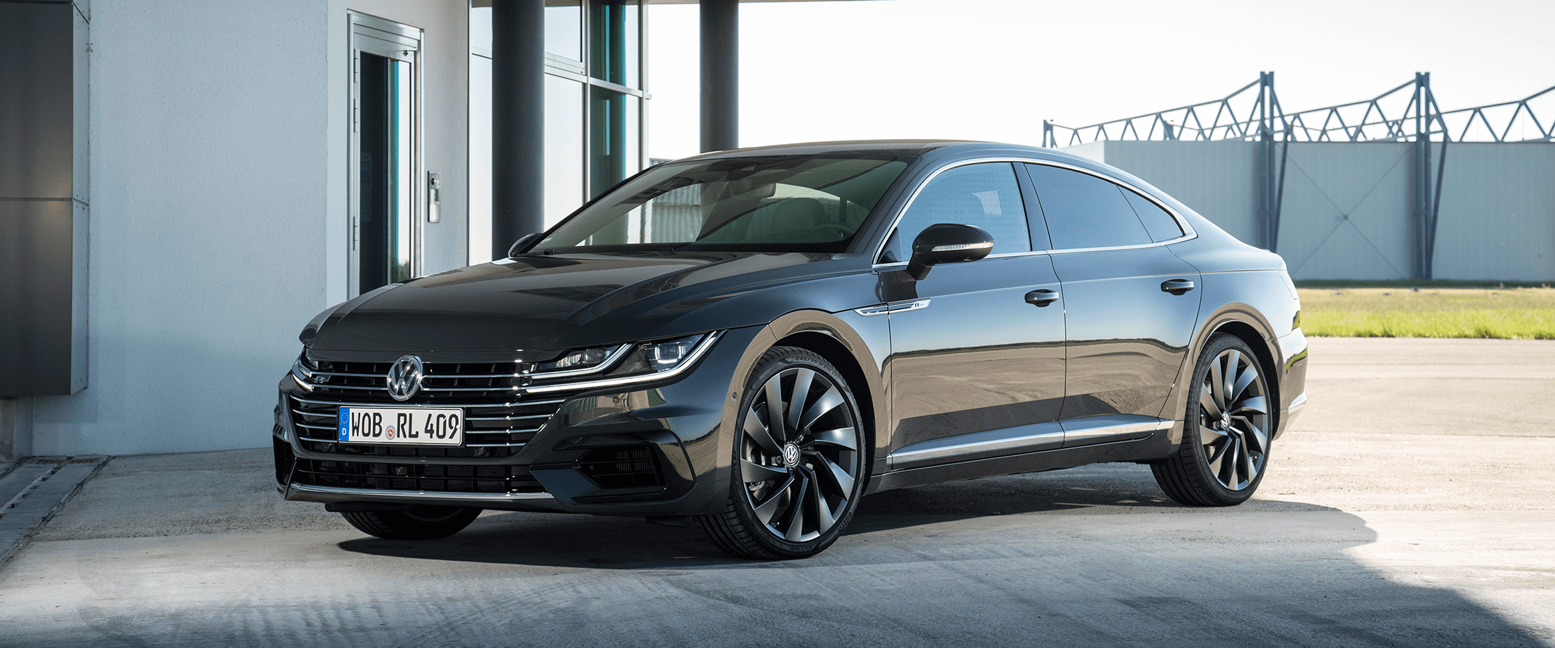 AVP Autoland TEST AND DRIVE: VW ARTEON