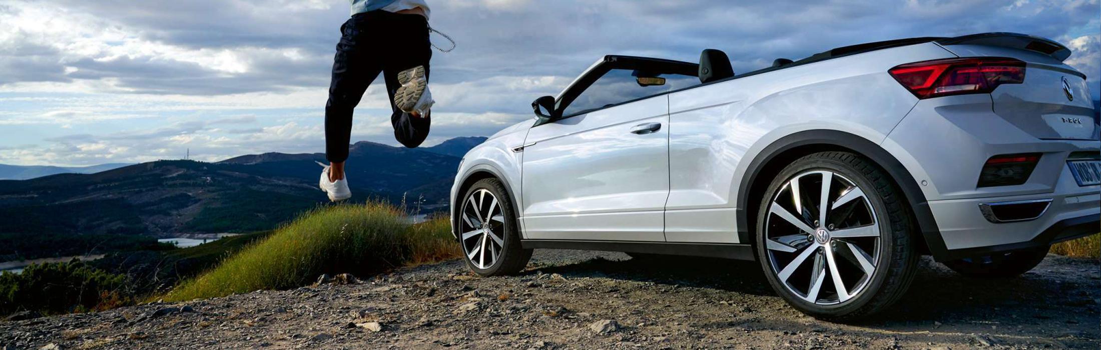 AVP Autoland VW T-Roc Cabriolet